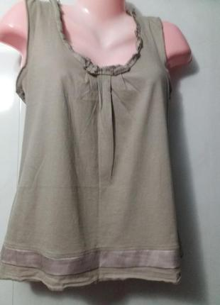 Блузка меланж.6 фото