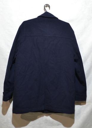 Брендове пальто чоловіче marks & spencer m-xl [великобританія] (мужское)3 фото