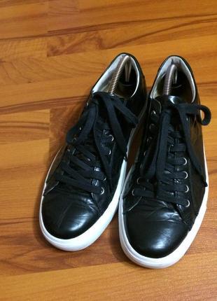 Стильные туфли-кеды уни-секс