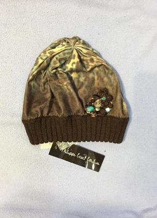 Берет шапка франция philipp carat оригинал
