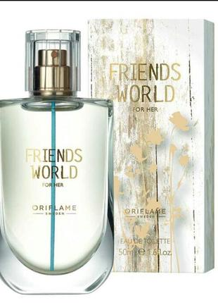 Friends world for her oriflame френдс ворлд для нее орифлейм