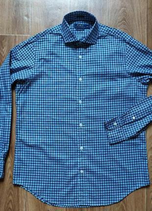 Рубашка ralph lauren italian fabric