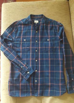 Cedarwood state джинсовая рубашка