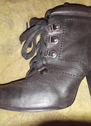 Ботинки женские 38р.