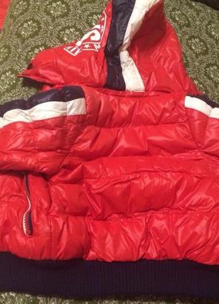 Дитяча зимова курточка