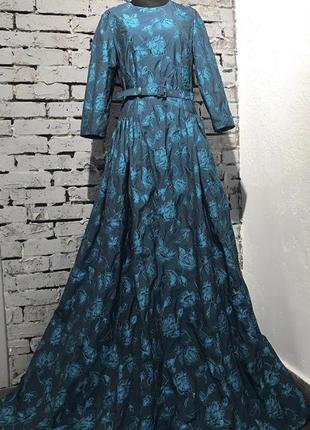 Платье alexander terekhov оригинал 42 александр терехов длинное