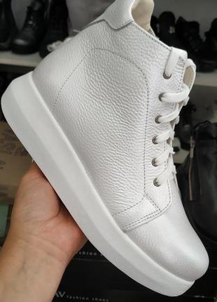 Кожаные ботинки fabio gutti