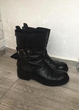 Ботинки кожа paul green стелька 26 см