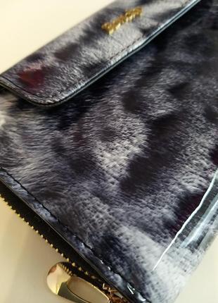 Женский кожаный кошелек rovicky 8808-ptr rfid7 фото