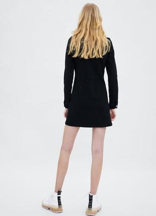 Новое джинсовое платье zara4 фото