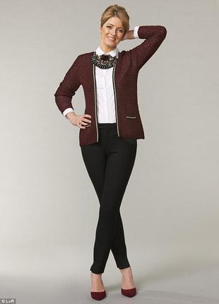 Шикарний кардиган , кофта, свитер, накидка, пиджак від h&m