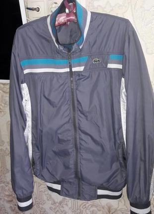 Ветровка,курточка  lacoste