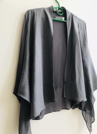 Накидка -пиджак mint velvet размер 122 фото