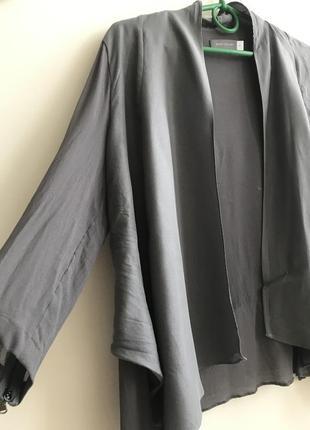 Накидка -пиджак mint velvet размер 123 фото