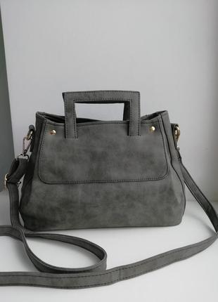 Стильна фірмова німецька сумка graceland!!!