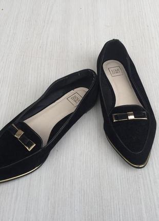 Туфли лодочки на широкую ногу