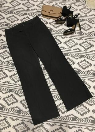 Графитовые классические брюки