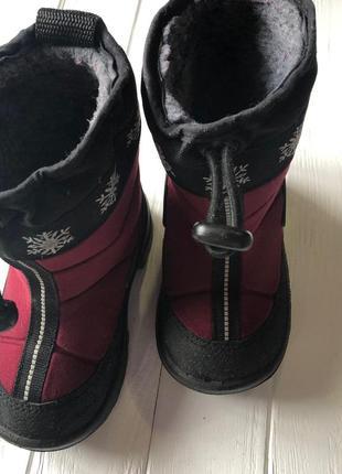 Зимние сапоги ботинки куома kuoma lumieskimo, 24 размер