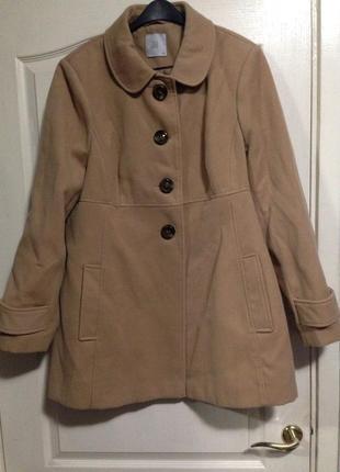 Пальто 22 размер только сегодня 350 грн