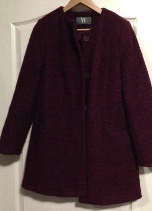 Пальто 10 размер только сегодня 350 грн