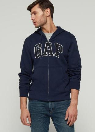 Gap мужская кофта, худи, толстовка. размер м.
