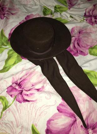 Шляпа на завязки