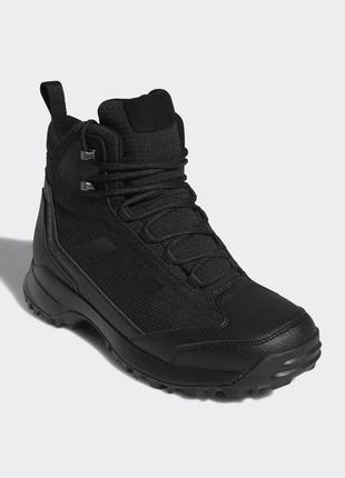 Мужские ботинки adidas terrex heron mid cw cp ac7841qs