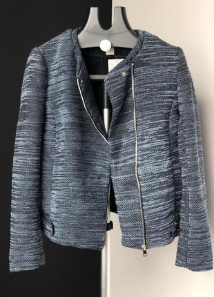 Куртка косуха байкерская куртка  от h&m