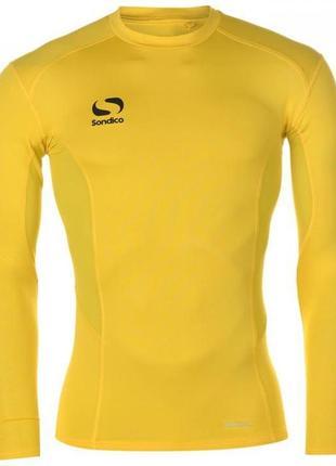 Термобелье sondico base core yellow