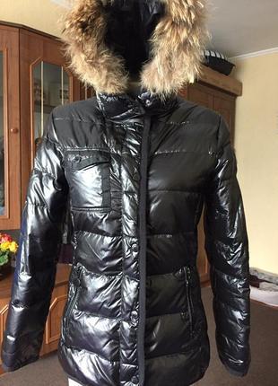 Куртка пуховик moncler,оригінал