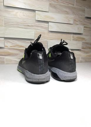 Кроссовки nike air zoom structure 20 shield2 фото
