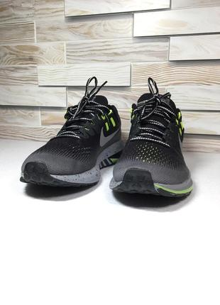 Кроссовки nike air zoom structure 20 shield3 фото