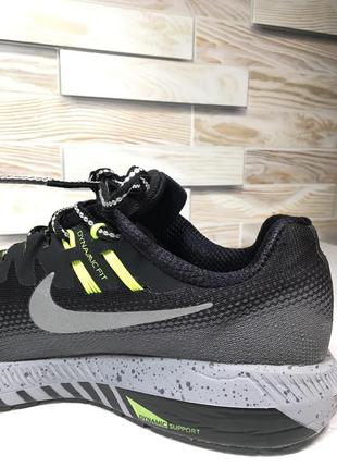 Кроссовки nike air zoom structure 20 shield5 фото