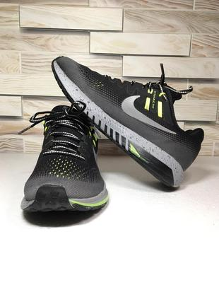 Кроссовки nike air zoom structure 20 shield6 фото