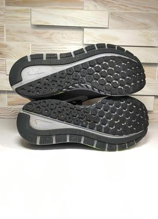 Кроссовки nike air zoom structure 20 shield7 фото