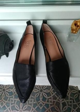 Туфли кожа классика