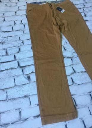 Мужские брюки отличного качества штаны цвета горчица2 фото