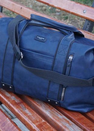 Дорожная сумка david jones (d. blue)