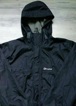 Куртка - ветровка berghaus aq2 нова !!!