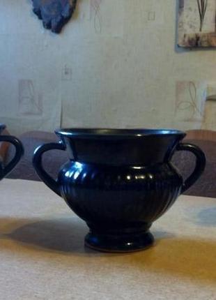 Горшочки горшочек ваза вазочка глиняный амфора