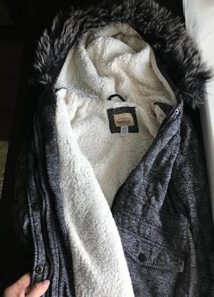 Женская тёплая куртка/пальто/кофта/зимняя верхняя одежда