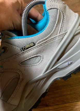 Полуботинки кроссовки lowa sirkos gtx® original 40 размер трекинговые6 фото