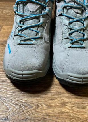 Полуботинки кроссовки lowa sirkos gtx® original 40 размер трекинговые2 фото