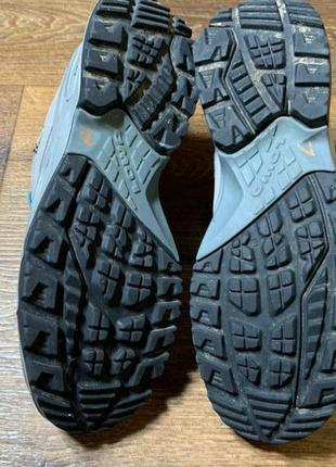 Полуботинки кроссовки lowa sirkos gtx® original 40 размер трекинговые4 фото