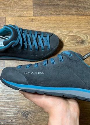 Трекинговые кроссовки scarpa margarita gtx original lowa 39