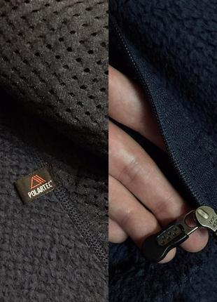 Флисовая кофта patagonia r3 polartec fleece jacket6 фото