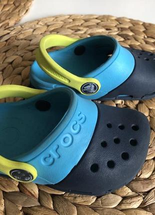 Сабо кроксы crocs c5 13 см