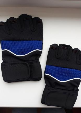 Спортивные перчатки, для спорта, тренировки, фитнеса, велосипеда, рукавиці спортивні