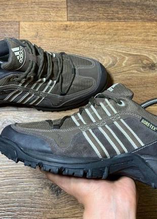 Кроссовки adidas flint gore-tex original трекинговые 42 lowa