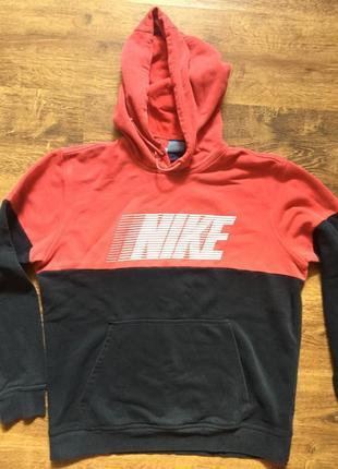 Nike байка худи l